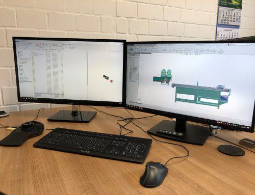 Wir suchen: CAD Konstrukteur (m/w /d ) im Sondermaschinenbau