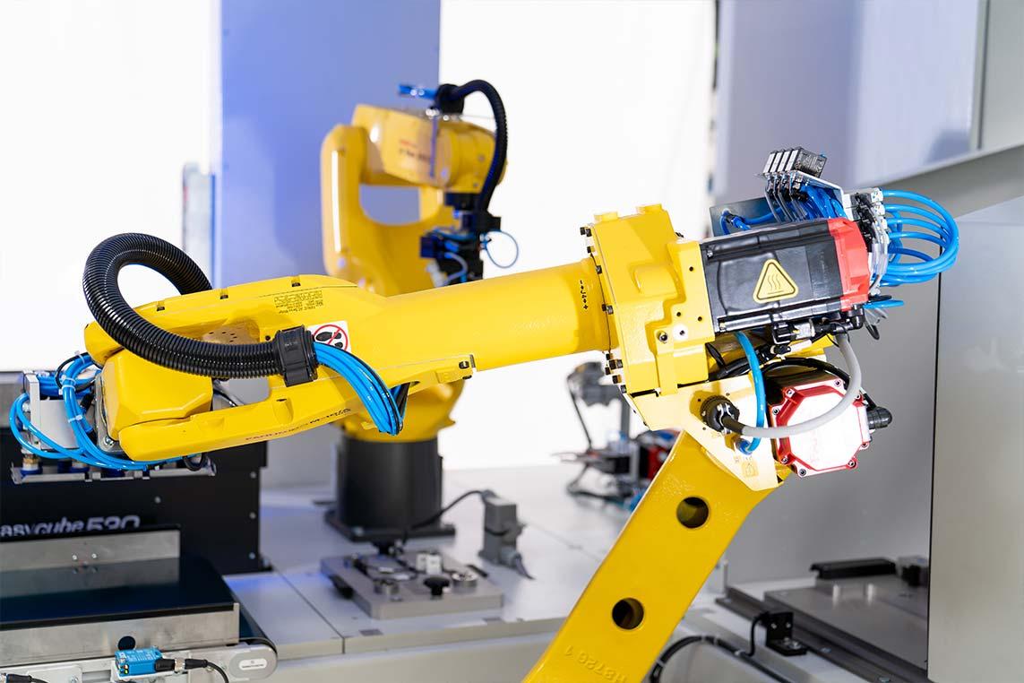 Bereitstellungsroboter
