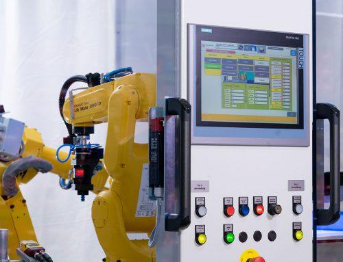 Pressenautomation – Umformtechnik