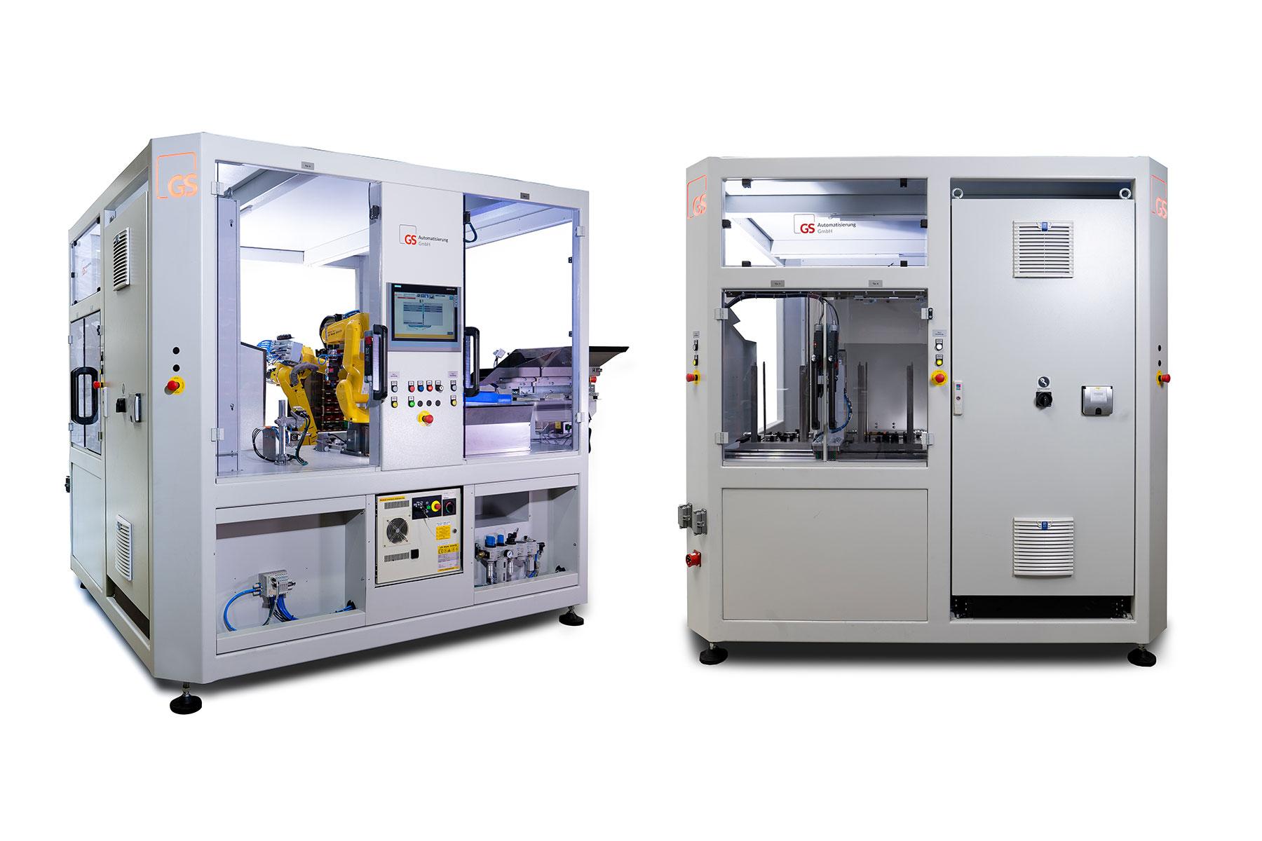 Pressenautomation | Umformtechnik