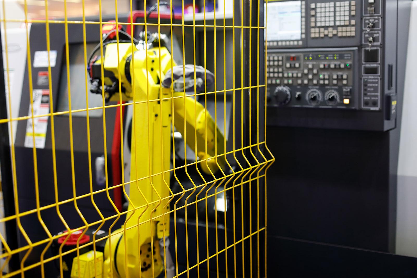 Werkzeugmaschine-Automation